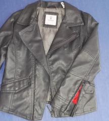 Kožna jakna za djecu 114 (6 godina)