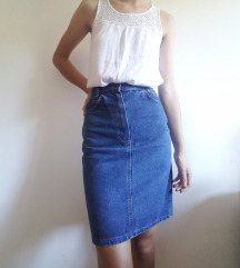 H&M pencil suknja + poklon bluzica