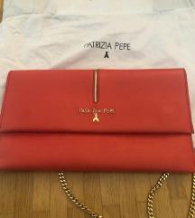 Patrizia Pepe crvena torbica