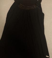 Ženska crna majica bez rukava