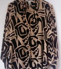 Diana von Fustenberg košulja svila