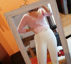Baby pink majica
