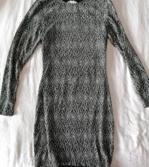 HM haljina za izlazak šljokasta