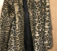 Leopard krzno
