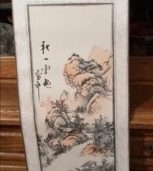 Slika kineskog motiva Novo