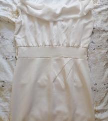 Bijela haljina + pokloncic