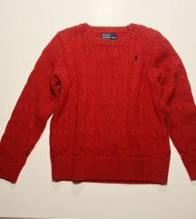 Ralph Lauren vesta nova (110-116) 5 g.