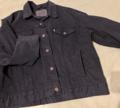 Original Levis crna traper jakna