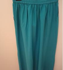 Tirkizna duga suknja