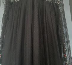 Zara haljina od tila M vel