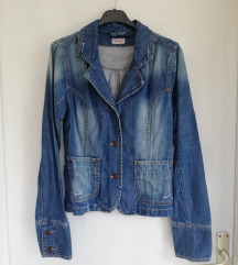 Maddona jeans jakna