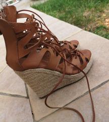 Sandale na punu petu 😍