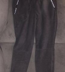 adidas W ZNE PT AI Q4, ženske hlače, crna DX7774