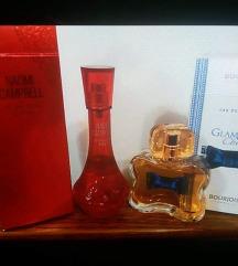 Naomi Campbell i boujoris parfemi