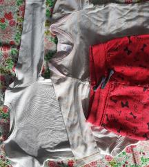 2 bodija i hlačice