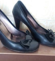 Crne cipele na petu, vel.40
