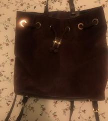 H&M ljubičasti ruksak