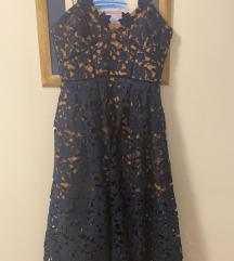 Self-Portrait Azzalea dress