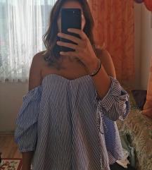 Nove majice ( svijetlo plava i tamno plava)