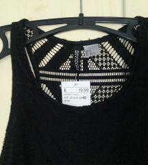 NOVA! H&M asimetrična haljina 38/40