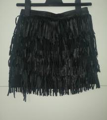 Zara suknja s resama
