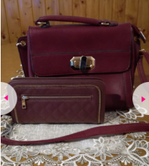 Lot torba I novcanik