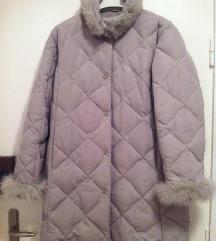 Topla pernata jakna  vel.42