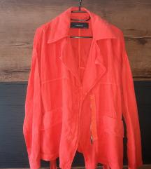Zara jaknica od lana