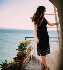Midi svecana haljina