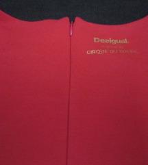 DESIGUAL crvena tunika