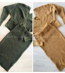 Komplet džemper i suknja, UNI