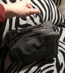 Nova tamno siva torba/torbica