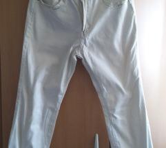 Bijele traperice, veličina 44