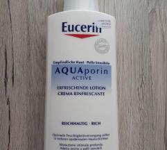 Eucerin AQUAporin Active losion,400ml,sa pt