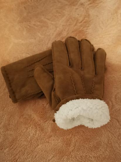 Kozne rukavice / Zara