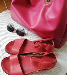 sandale like art, torbica, naočale