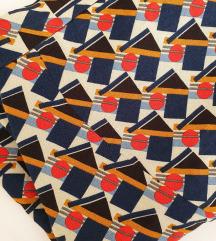 ZARA suknja geometrijskog uzorka