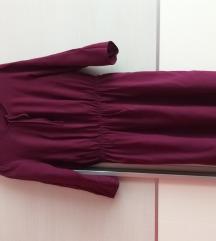 H&M haljina sa mašnom