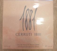 Cerruti 1881 parfem