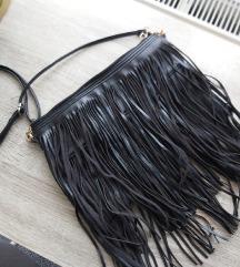 Crna torbica s resama