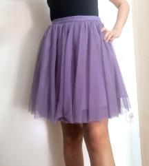 Novi šos / suknja s etiketom 36