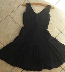 Elegantna ljetna haljina-duboko plava