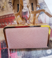 Pink pismo torbica