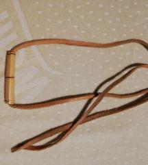 Ogrlica/narukvica od prirodnih materijala