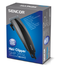 Novi sencor aparat za šišanje