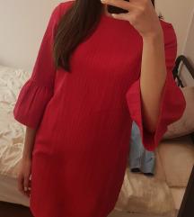 Zara roza haljina