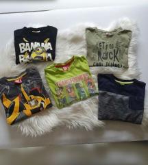 Transformers, Minion lot majica za dečke
