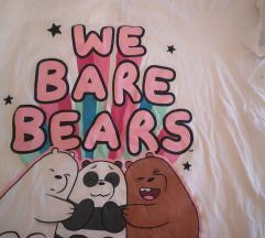We Bare Bears majica