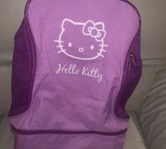 Veliki Hello Kitty ruksak NOVI