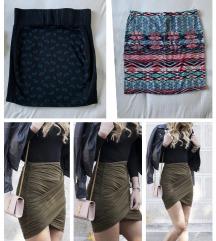 LOT šosevi/suknje